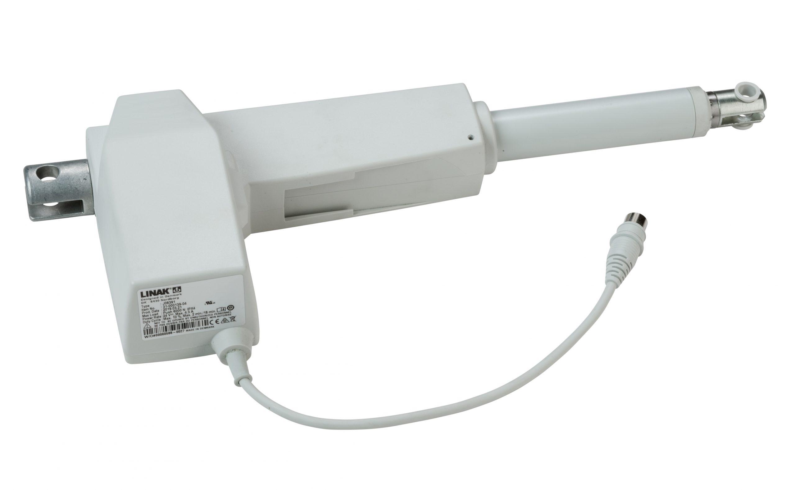 Linak LA31 – 6,000N Push – 200mm Stroke
